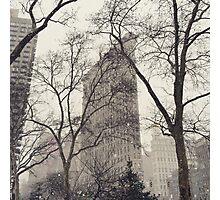 Flatiron Building Photographic Print