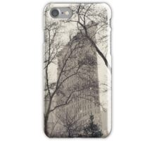 Flatiron Building iPhone Case/Skin