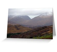 Winter In Kerry Greeting Card