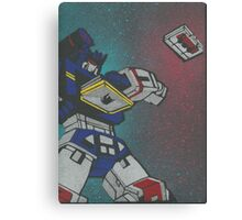soundwave superior 2 Canvas Print