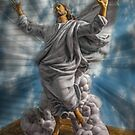 The Transfiguration of Jesus by Jane Neill-Hancock
