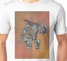 GRIMLOCK in action Unisex T-Shirt