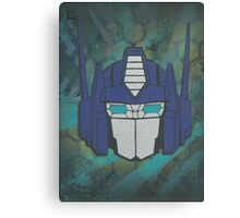 optimus prime even better than before Canvas Print