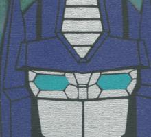 optimus prime even better than before Sticker