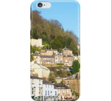 Matlock Bath Spa Town Derbyshire England  iPhone Case/Skin