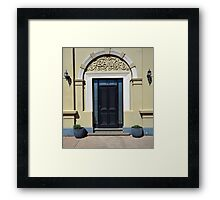 Bank, Natimuk Victoria Framed Print