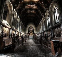 To the Altar by Richard Shepherd
