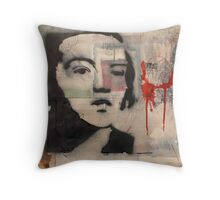 yes, sophie scholl distributed leaflets that day but did you see what she was wearing? Throw Pillow