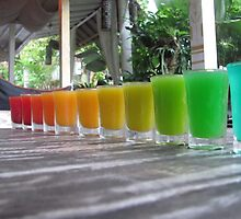 Rainbow Shots by StevensDesigns