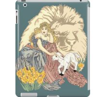 March Winds iPad Case/Skin