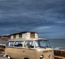 HDR VW Camper Van by jammysam1680