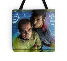 I Am and Shall Always Be Your Friend Tote Bag