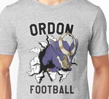ORDON FOOTBALL Unisex T-Shirt