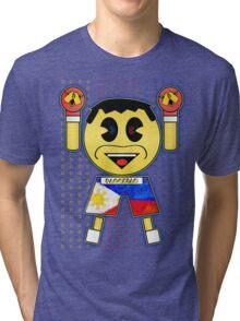 "DAV Brandz Manny ""Pacman"" Pacquiao Tee Tri-blend T-Shirt"