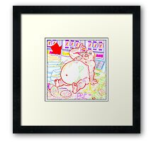 Candy Mush 1 Framed Print