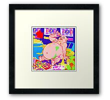 Candy Mush 2 Framed Print