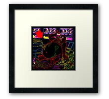 Candy Mush 3 Framed Print