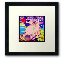 Candy Mush 4 Framed Print