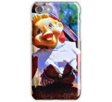 Pernicious Pinocchio  iPhone Case/Skin