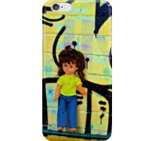 Back Alley Bin Doll iPhone Case/Skin