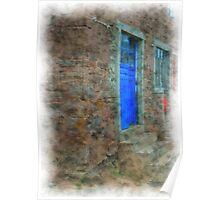 The Blue Door~ Poster