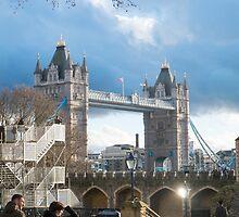 Tower Bridge London by martinberry