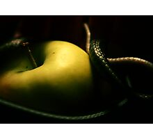 Sin. Photographic Print