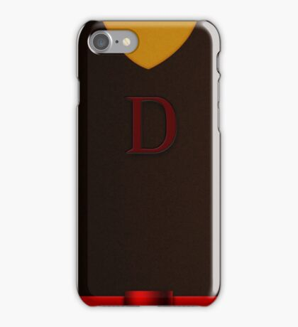 Original Daredevil Suit iPhone Case/Skin