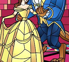 Beauty and The Beast by bagasbeside