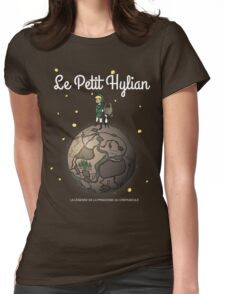 Legend Of Zelda - Le Petit Hylian Womens Fitted T-Shirt