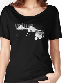 The Big Lebowski - Yeah Well That's Your Opinion Man Women's Relaxed Fit T-Shirt