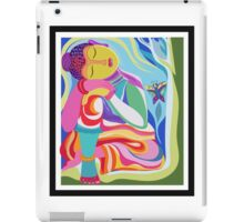 Budda sleeping iPad Case/Skin
