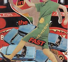 Life In The Fast Lane by MagsWilliamson