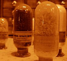 Apothecary Jars by Ghelly