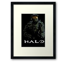 Halo - John 117 Framed Print