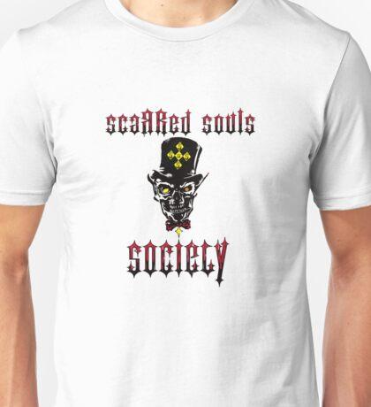 scarred souls society Unisex T-Shirt
