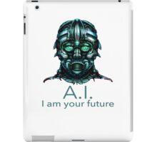 A.I. iPad Case/Skin
