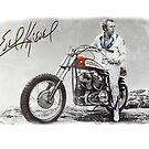 Evel Knievel by colourfreestyle