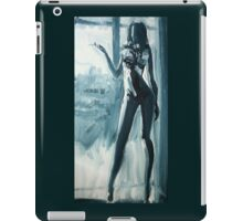 welcome to the time machine iPad Case/Skin