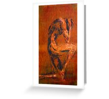 Live Rust Greeting Card