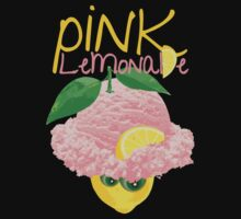 Pink Lemonade Ice Cream Baby Tee
