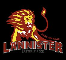 Lannister - Casterly Rock by Leopard