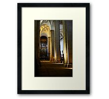 Need Location Framed Print