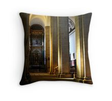 Need Location Throw Pillow