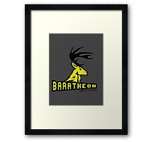 Baratheon - Ours is the fury Framed Print