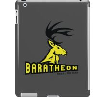 Baratheon - Ours is the fury iPad Case/Skin