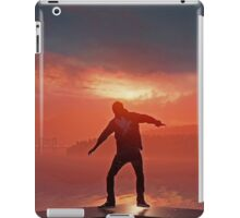 Infamous Second Son - Delsin Panorama iPad Case/Skin