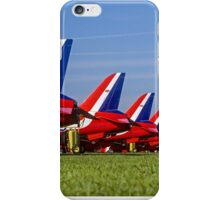 Get in Line Number Nine! iPhone Case/Skin