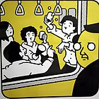 No Drinking on the Subway! by Matt Emrich
