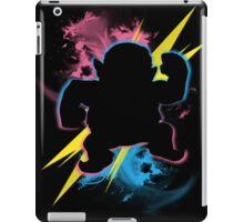 Super Smash Bros. Wario (Biker) Silhouette iPad Case/Skin